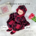 Jual- BabyCape Checkred