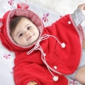 Jual- BabyCape Red