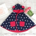 Jual- Cape Snow Navy Fix