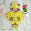 Jual- Tree Yellow set