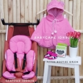 Jual- coordinate style pink