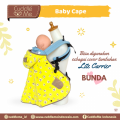 jual-babycape- Baby Cape Yellow