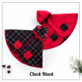 jual-babycape- Check Black