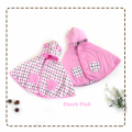 jual-babycape- Check Pink