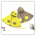 jual-babycape- Tree Yellow
