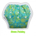 Training Pants ecobum-green paisley