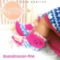 Jual- Fitted Booties ScandinavianPink