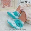 Jual- Fitted Booties leopard tosca