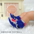 fitted-booties-prewalker- American Football