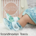 fitted-booties-prewalker- Fitted Booties Scandinavian Tosca