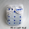 Minikinizz Cover light blue