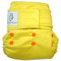 clodi moo moo kow motif bright-yellow