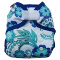 nathabam newborn cover blue flower