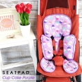 Jual- SeatPad CupCake Purple