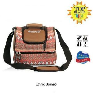 coolerbag gabag ethnic borneo