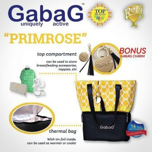 coolerbag gabag primrose