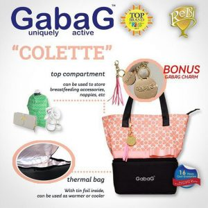 coolerbag gabag colette