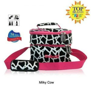 coolerbag gabag milky cow