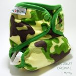 Ecobum original minky army