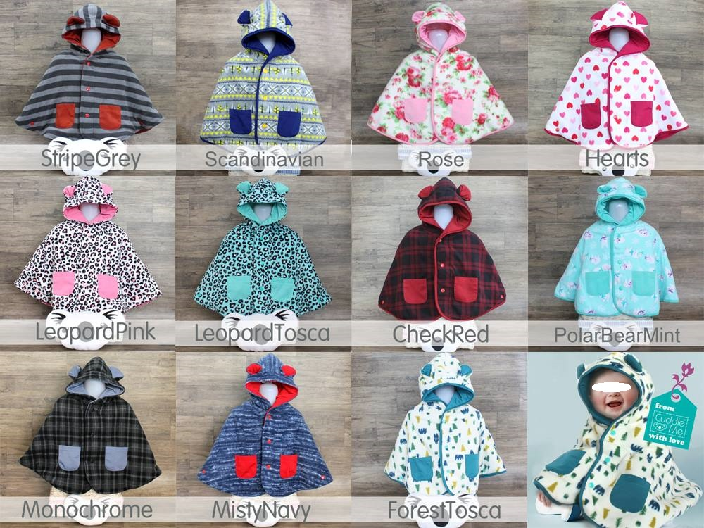cuddleme_babycape_all motif_terbaru
