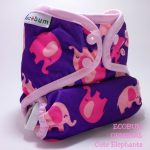 Ecobum Original PUL Cute Elephant