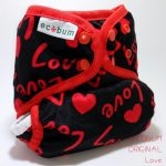 Ecobum original minky love