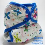Ecobum Original PUL Dragon tail