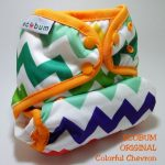 Ecobum Original PUL Colorfull Chevron