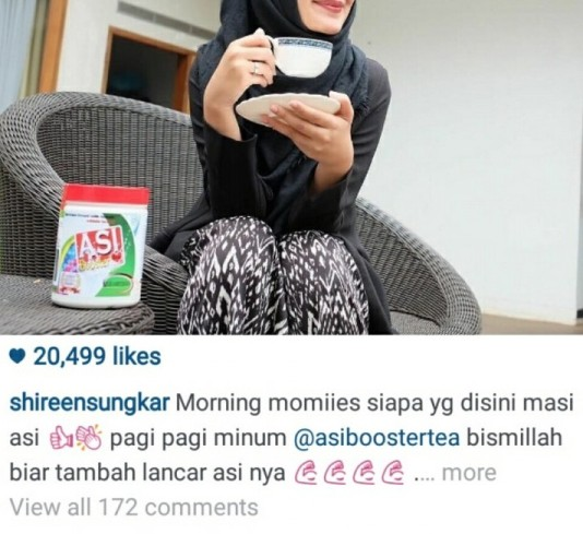 testimoni asi booster tea