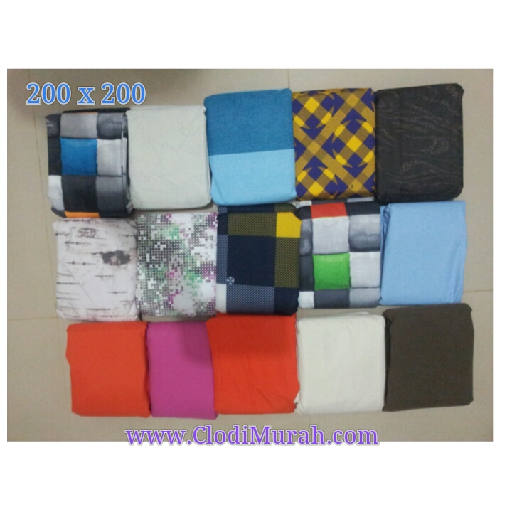distributor sprei waterproof murah